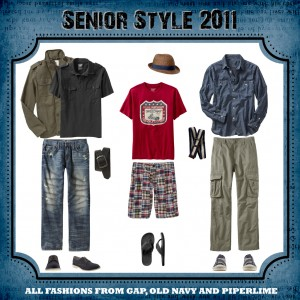 SENIOR PORTRAITS… wondering what to wear?