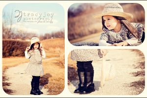 My sweet Reese… turns 4 this month! | NW Illinois Child Photographer