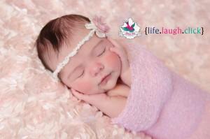 Precious baby {V} | NW Illinois Newborn Photographer