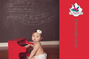 Sing to me Ms {M}!! | NW Illinois Baby Custom Photography