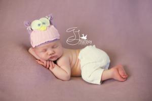 Baby Teagan {9 days perfect} |  Palatine Custom Newborn Photographer