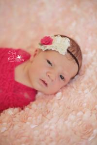 Sweet Sunshine | 5 days new | Nw Illinois Custom Newborn Photography