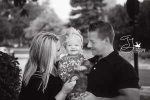Happy 2 year… and surprise! Palatine Baby Photographer