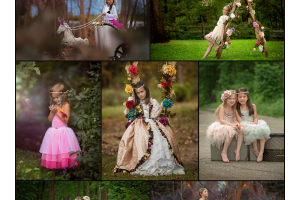 Fairytale Sessions with Tracy Joy!