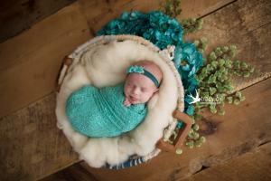 All 5 lbs of Riley – Long Grove Illinois Newborn Photographer