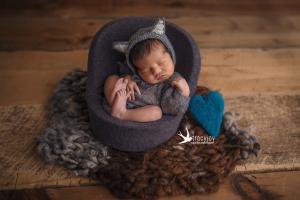 Landon – Newborn Photographer, Long Grove Illinois
