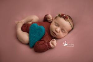 Sweet Chloe – Chicago Illinois Newborn Photographer