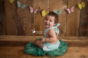 Noemi – 8 months – Chicago Baby Photographer
