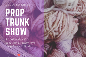 Devoted Knits is coming to TJP!