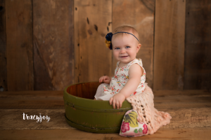 Happy 1st Birthday Darling – Long Grove Toddler Photographer