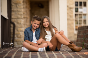 Siblings – Long Grover Children's Photographer