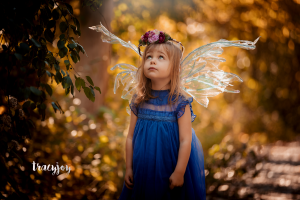 Fairy Fun Twin Style – Chicago Child Photography