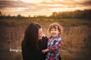 A Boy and His Mama – Long Grove Family Photography