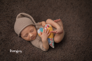 George – Illinois Professional Newborn Photographer
