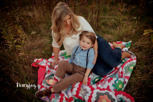 Mommy & Her Special Boy – Long Grove Family Photography