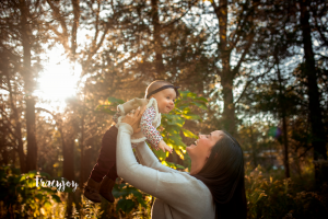 A Precious Girl & A Perfect Evening – NW Illinois Photography