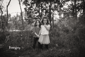 Three Little Ladies – Arlington Heights Family Photography